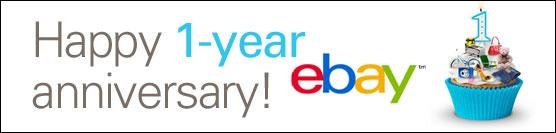 Clear Prospects Ltd on eBay for our 1st year