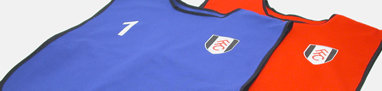 Sports Bibs and Press Bibs for Promotional Merchandise